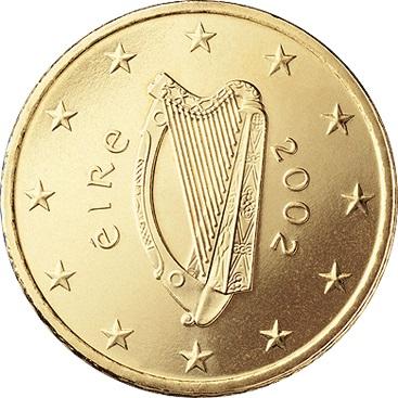 Ireland euro 10 cents