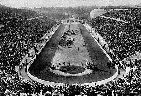 Athens 1896 Olympic Stadium