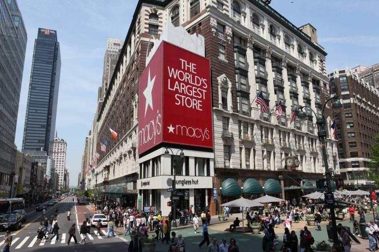 Macy's, Herald Square, New York