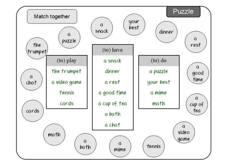 Unit 8 Puzzle answer