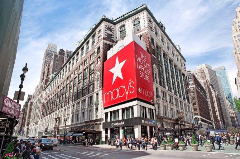 Macy's, Manhattan, New York