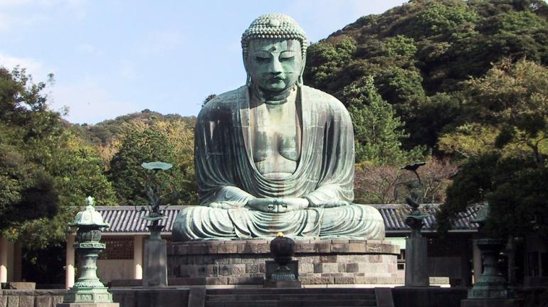 Great Buddha, Kamakura, Kanagawa