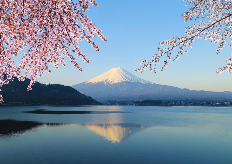 Mt Fuji, Yamanashi