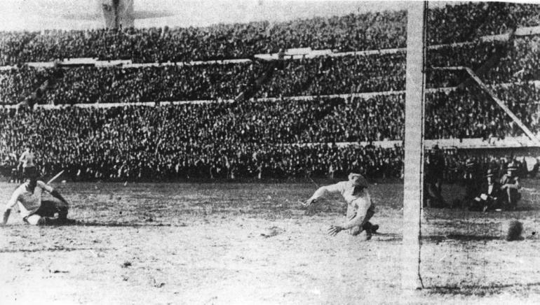 World Cup, Uruguay 1930