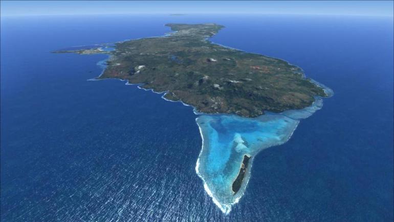 Guam, US territory
