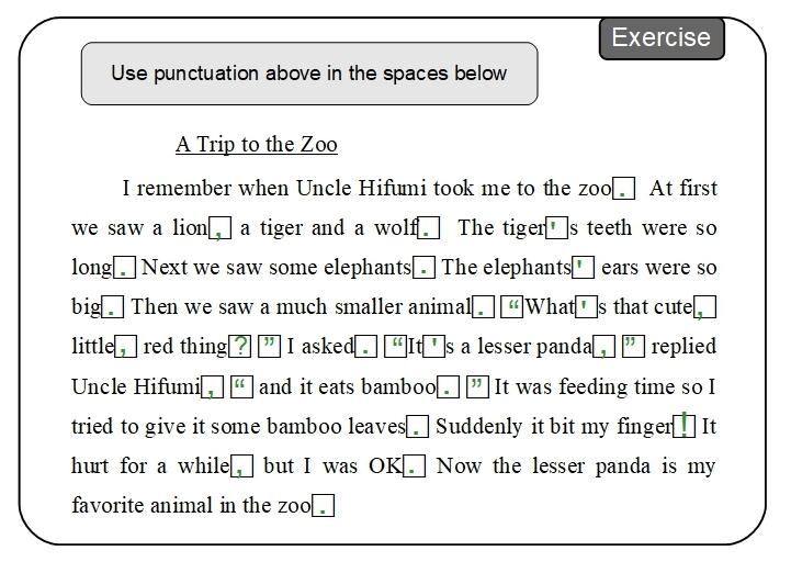 Unit 6 Exercise answer