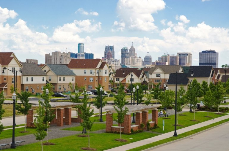 Woodbridge, Detroit, USA