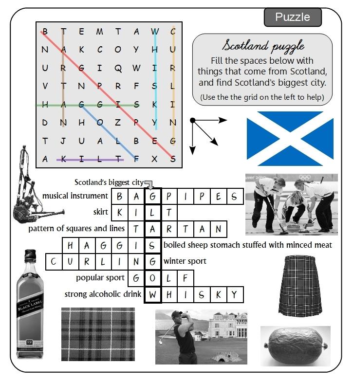 Unit 10 Puzzle answer