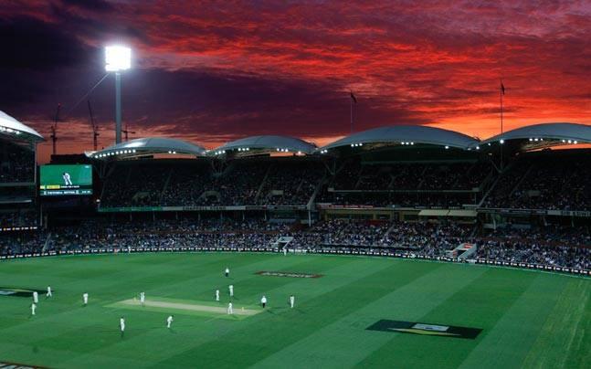 Cricket, Adelaide Oval, South Australia