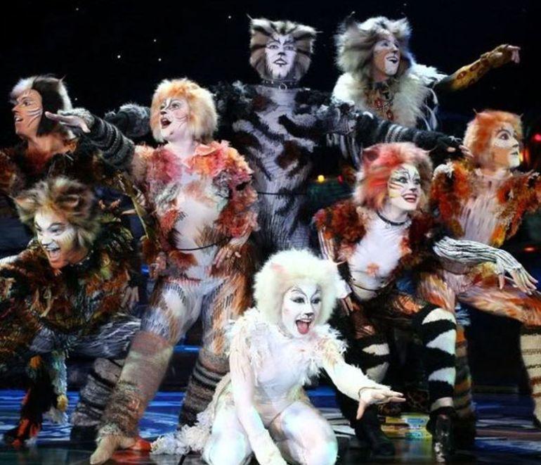 London musical, Cats