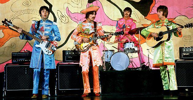 The Beatles-Hello Goodbye, 1967