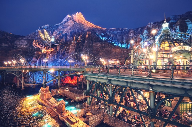 Tokyo DisneySea, Japan