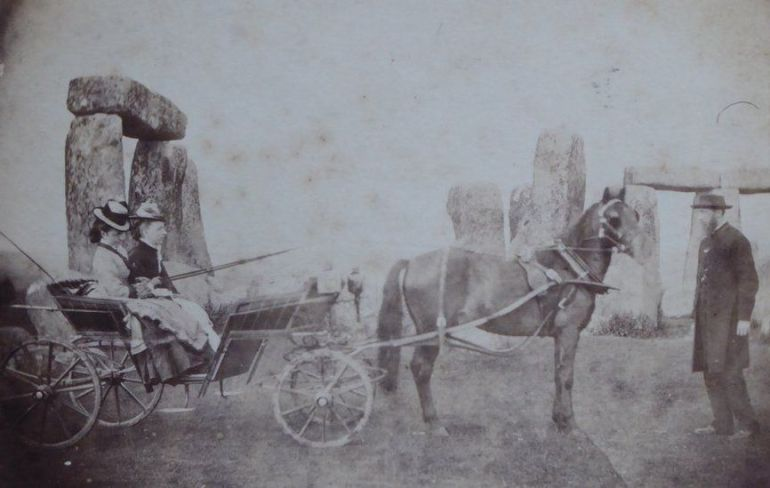 Stonehenge 1875