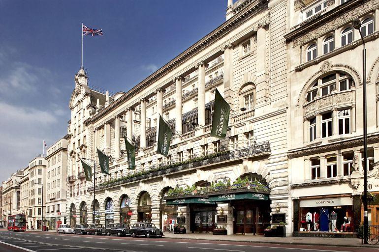 Le Meridien Hotel, London