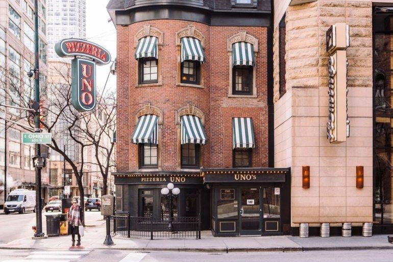 Pizzeria Uno, Chicago