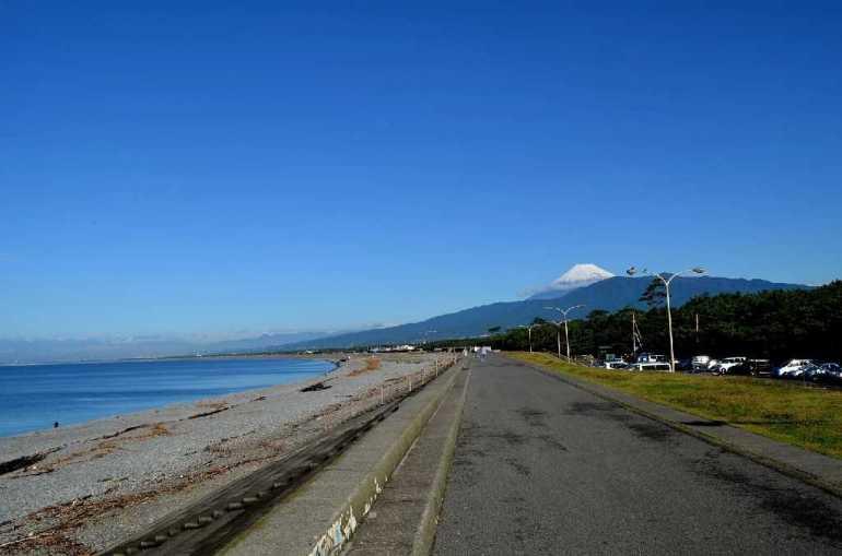 1,000 Tree Beach, Numazu