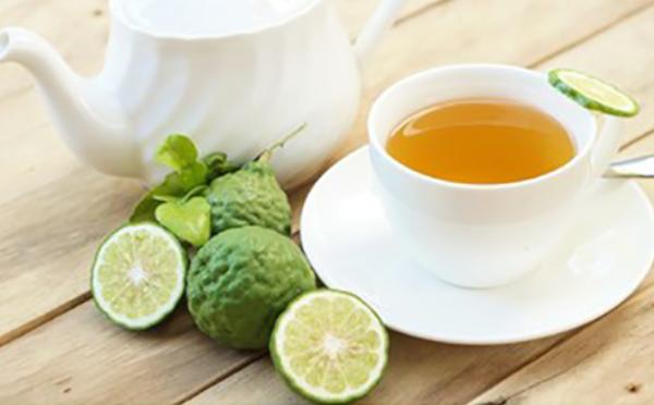 an Earl Grey tea