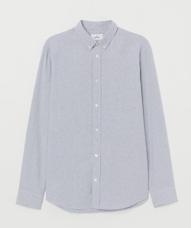 Gray shirt