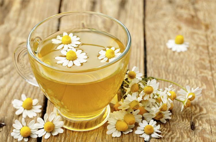 herb tea (chamomile)