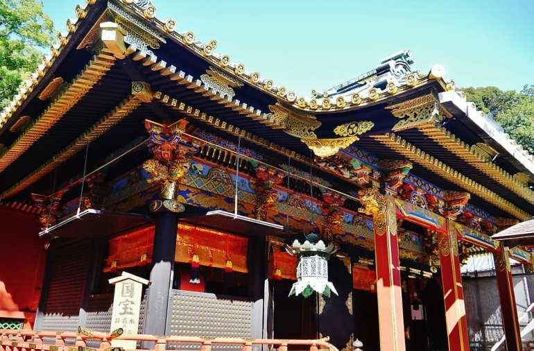Kunozan Shrine