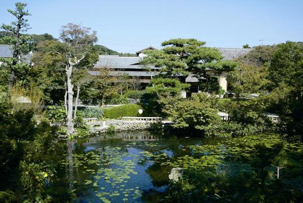 Shimizu Tei Garden, Kakegawa