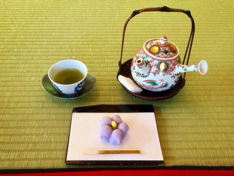 Tea Ceremony, Ninomaru, Kakegawa