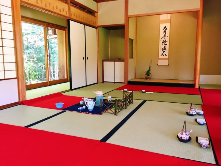 Tea Ceremony room, Ninomaru, Kakegawa