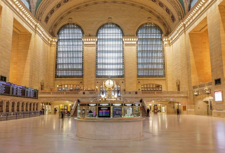 Grand Central Terminal Station, New York